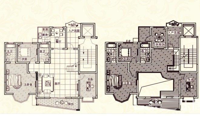 复式 256㎡ 7室2厅