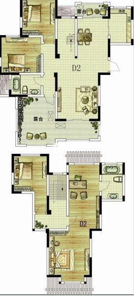 D2 五室两厅