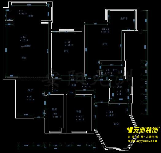 4室2厅1厨2卫