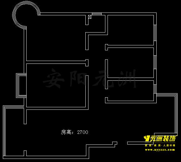 8# 191㎡ 4室2厅