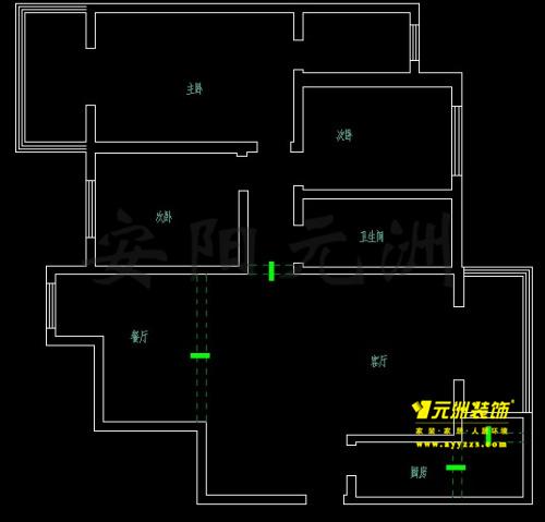 8# 4室2厅