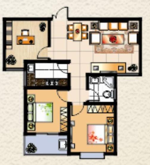 3室 114㎡