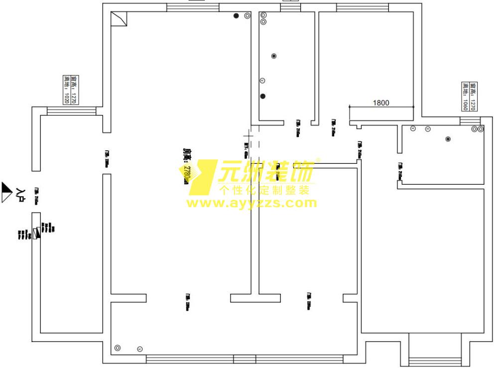 701室·136平米