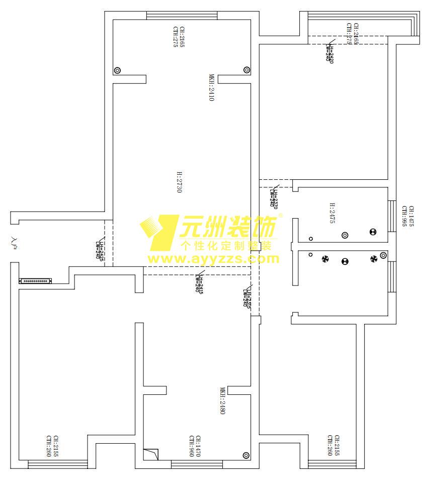 702室·138平米